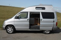 MAZDA BONGO  HIGH-TOP 2.5TD AUTO ,4 BERTH, 4x3 POINT SEAT BELTS