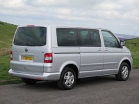 VOLKSWAGEN CARAVELLE 2.5 EXECUTIVE TDI 5DR AUTOMATIC