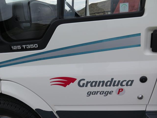 ROLLER TEAM GRANDUCA GARAGE P LOW PROFILE 4 BERTH