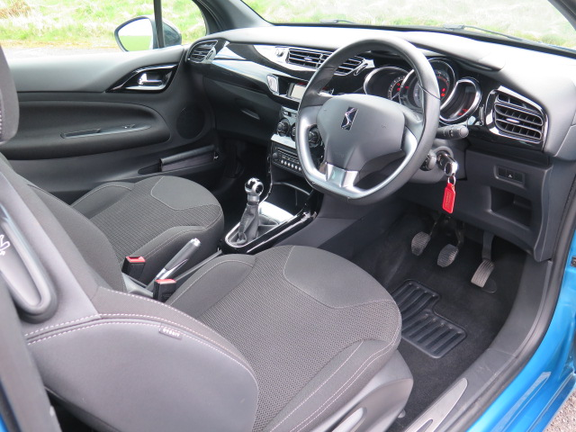 CITROEN DS3 1.6 DSTYLE 120HP 3DR