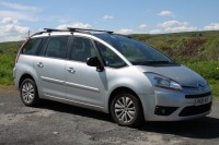 CITROEN C4 GRAND PICASSO 2.0 VTR PLUS HDI EGS 5DR SEMI AUTOMATIC