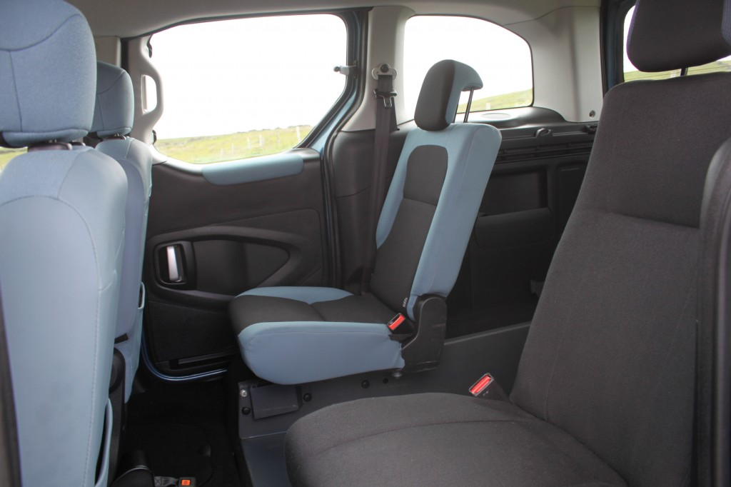 CITROEN BERLINGO MULTISPACE 1.6 HDI PLUS 5DR