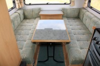 LUNAR Newstar 58 SPACIOUS REAR LOUNGE MOTORHOME