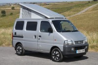 DRIVELODGE BIJOU 1.3 PETROL, 2 BERTH, 4x3 POINT SEAT BELTS