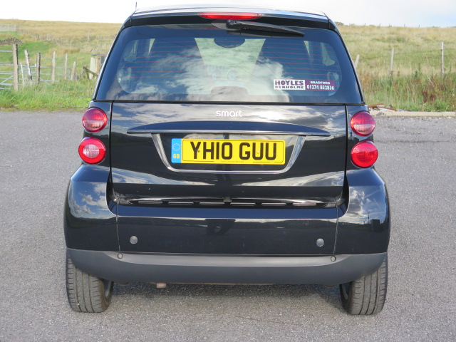 SMART FORTWO COUPE 1.0 PASSION 2DR AUTOMATIC, (TOW CAR), SAT NAV, PANORAMIC ROOF, ONE OWNER