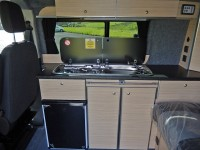 FORD Transit 290 LIMITED, 4 BERTH, RIB BED WITH HEAD RESTRAINTS