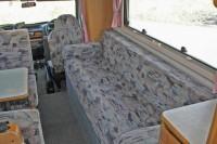 FORD HERALD ARAGON 2.5 TURBO DIESEL, 5 BERTH, 4 SEAT BELT,  REAR KITCHEN
