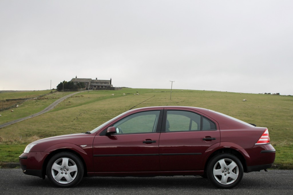 FORD MONDEO 2.0 LX 16V 5DR AUTOMATIC