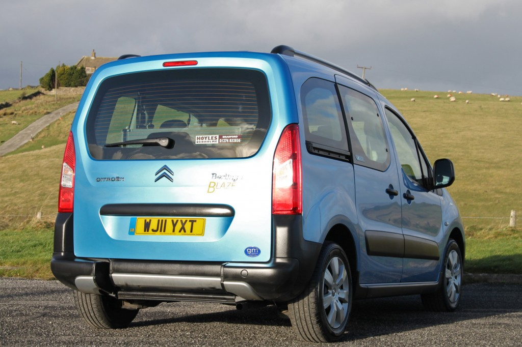 CITROEN BERLINGO 1.6 MULTISPACE XTR HDI 5DR