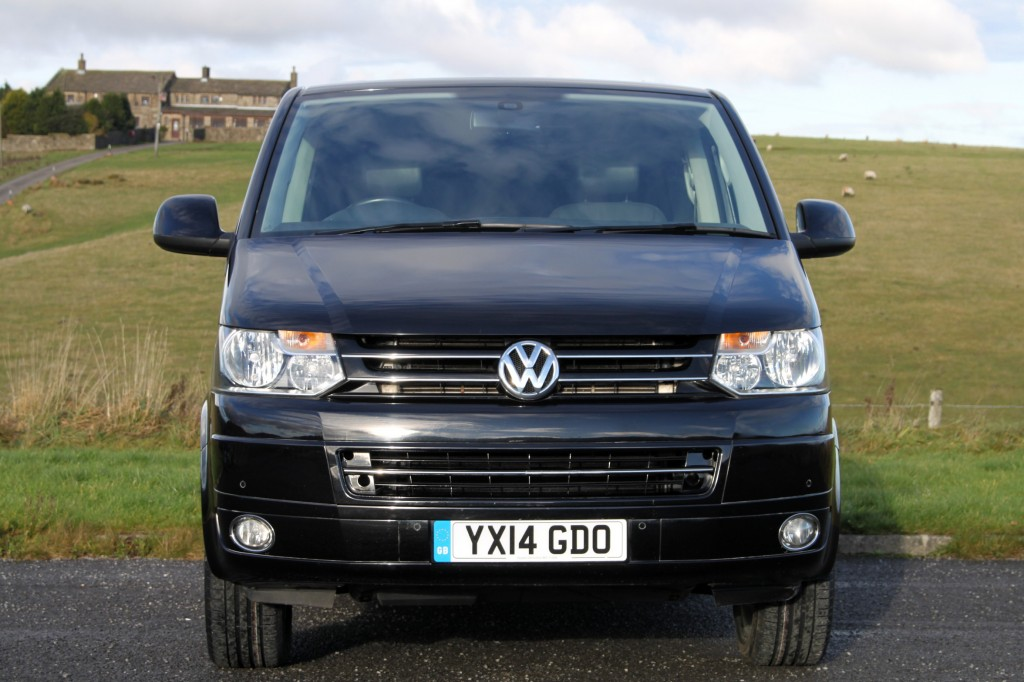 VOLKSWAGEN CARAVELLE 2.0 EXECUTIVE TDI BLUEMOTION TECHNOLOGY 5DR AUTOMATIC