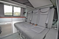 REIMO TRIO STYLE SLIDING BED - LWB POP TOP CAMPER