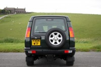 LAND ROVER DISCOVERY 2.5 PURSUIT S TD5 5DR AUTOMATIC