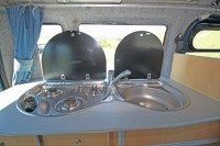 LEISUREDRIVE OCCASION 4/5 BERTH, 5 SEAT BELTS, FULLY EQUIPPED CAMPER WITH CASSETTE TOILET, 2.0TDCi