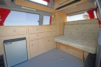 TOYOTA GRANVIA 3.0TD AUTOMATIC, HIGH TOP CAMPER, SIDE KITCHEN LAYOUT