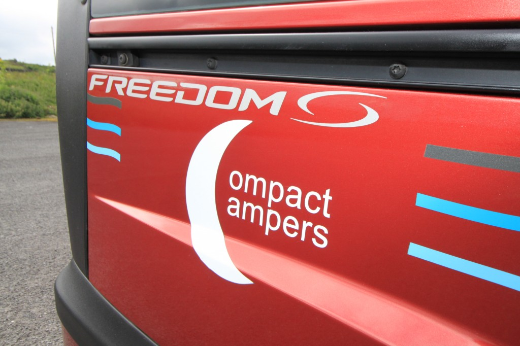 FIAT COMPACT CAMPER DOBLO 1.9JTD