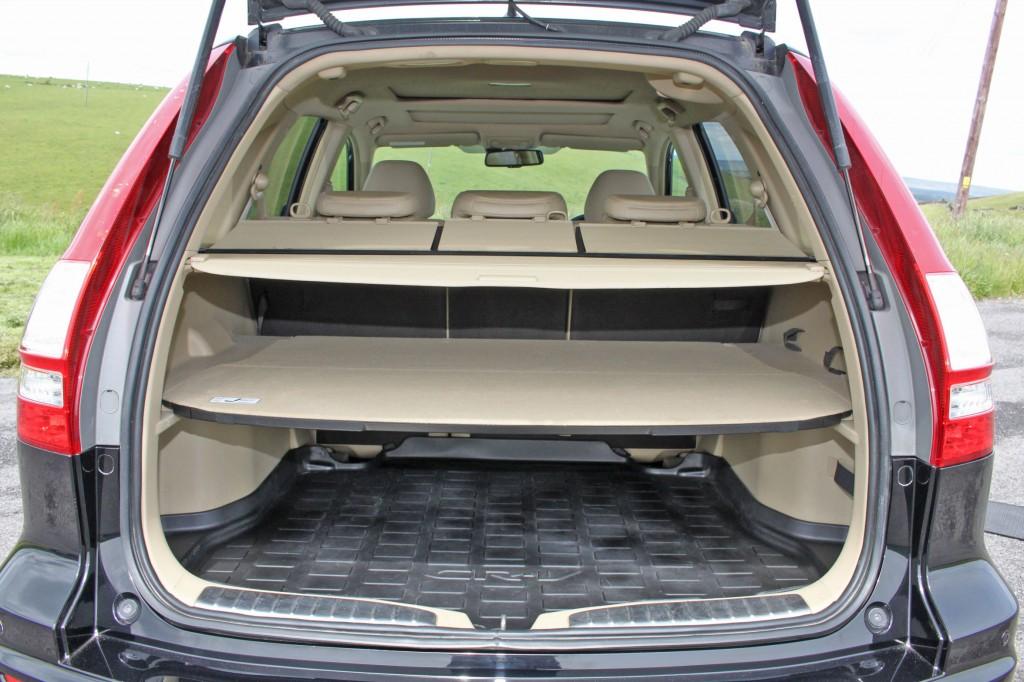 HONDA CR-V 2.0 I-VTEC EX 5DR AUTOMATIC