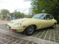 JAGUAR 'E' TYPE 4.2