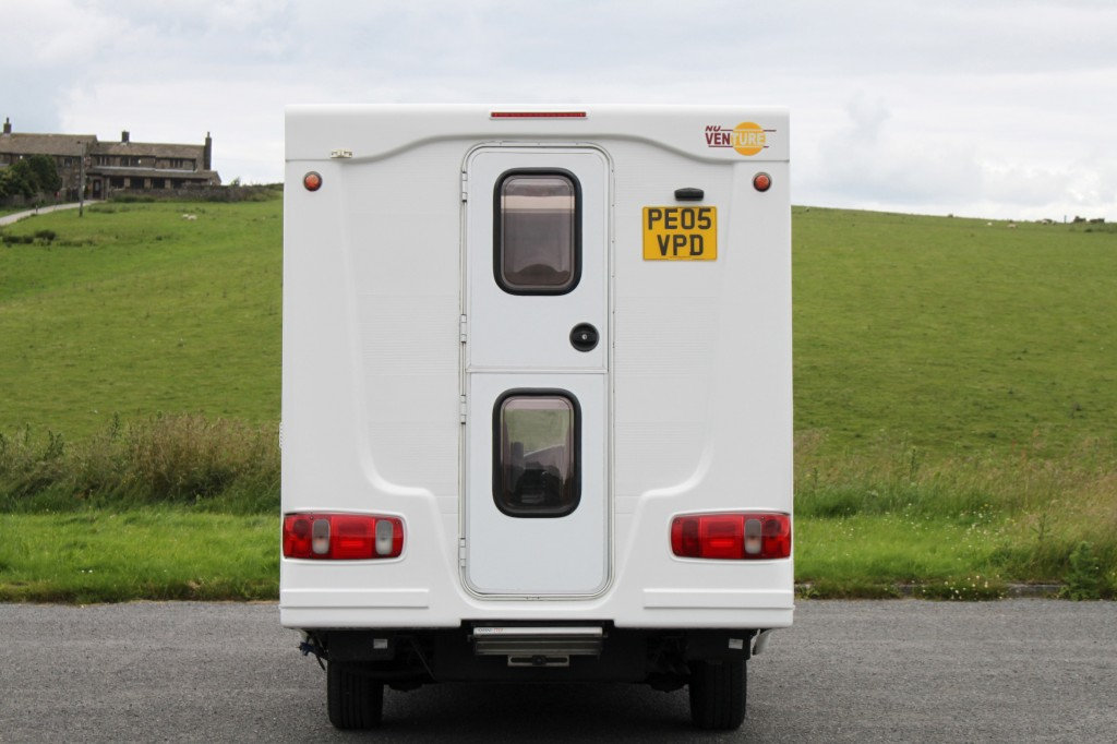 NU-VENTURE Rio  COMPACT COACHBUILT, ONLY 5.1 METRES, 2.0HDI