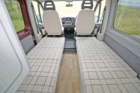 PEUGEOT BOXER NOMAD SWB WITH BATHROOM 2.2 HDi 6 SPEED, 2 SINGLE BEDS OR ONE DOUBLE, UNDER 5M LONG