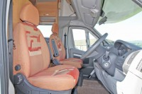 SWIFT SUNDANCE 630L 6 BERTH, 6 SEAT BELTS, LONG REAR LOUNGE, FRONT DINETTE, 130 HP 6 SPEED