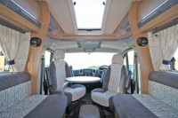 AUTO-TRAIL CHEROKEE ONE OWNER, FULL DEALER HISTORY, LOADS OF EXTRAS, LOW PROFILE, FRENCH BED, 2.3 MULTI-JET.