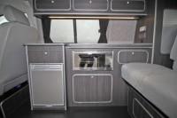 VOLKSWAGEN TRANSPORTER POP-TOP, 4/5 BERTH, 2.0 TDi, SLIDING RIB BED