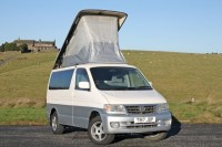 MAZDA BONGO POP TOP 4 BERTH CAMPER