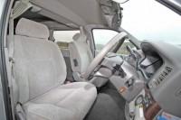 TOYOTA REGIUS 4 WHEEL DRIVE, POP TOP CAMPERVAN WITH SIDE CONVERSION