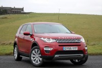 LAND ROVER DISCOVERY SPORT 2.0 TD4 180 HSE LUXURY 5DR AUTOMATIC
