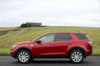 LAND ROVER DISCOVERY SPORT 2.0 TD4 HSE LUXURY 5DR AUTOMATIC