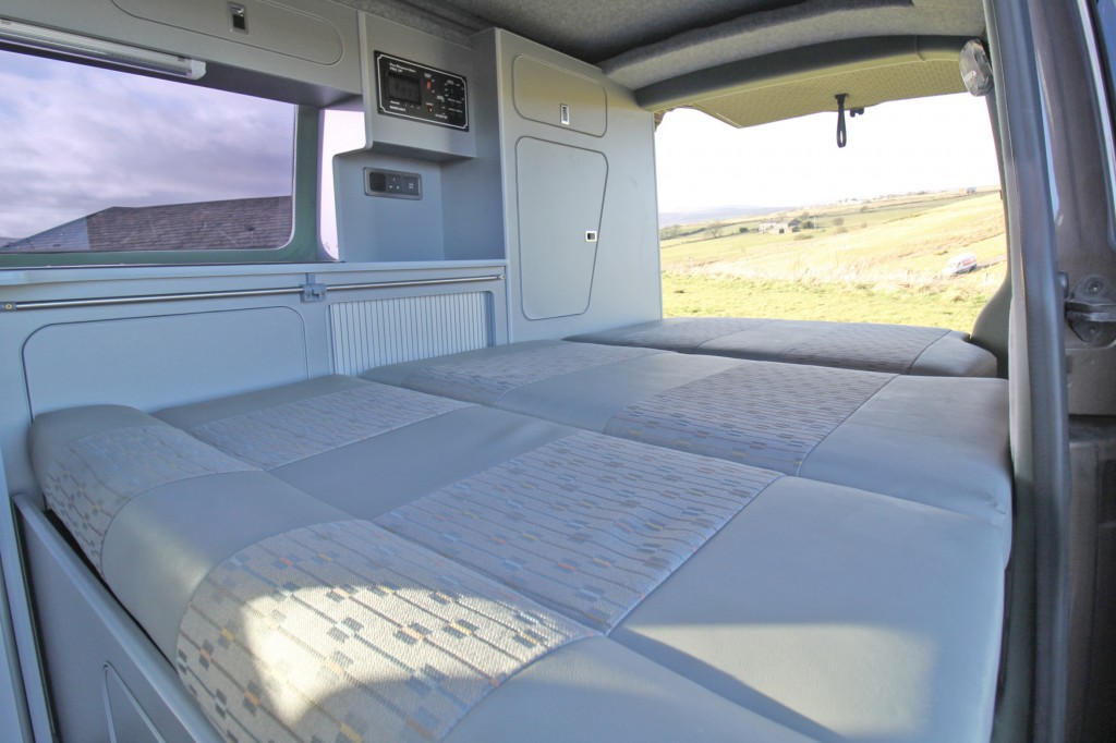 VOLKSWAGEN Transporter POP TOP CAMPER, FULL SIDE CONVERSION