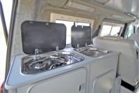 VOLKSWAGEN Transporter MIDDLESEX MATRIX, REAR KITCHEN,POP TOP WITH CASSETTE TOILET
