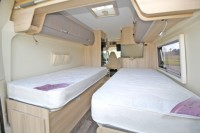 TRIGANO TRIBUTE 680 TWIN SINGLE BEDS, 4 BERTH, 11,000 MILES, LOTS OF EXTRAS