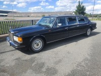 ROLLS-ROYCE SILVER SPUR V8 SALOON 6 door limousine  6.8 V8 4DR AUTOMATIC