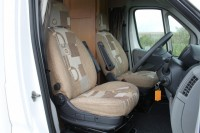 ELDDIS AUTOQUEST 100 4 BERTH, 4 SEAT BELT, COMPACT MOTORHOME