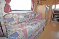 COMPASS DRIFTER 350 PEUGEOT 2.5TD, 4 BERTH, ONE OWNER FROM NEW. ONLY 5.5M LONG