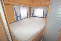 HOBBY 650 4 BERTH, REAR FIXED BED