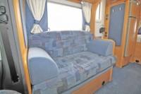 HOBBY 650 4 BERTH, REAR FIXED BED