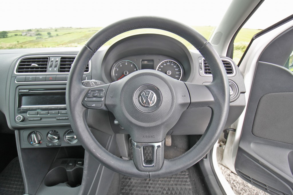 VOLKSWAGEN POLO 1.2 MATCH 5DR