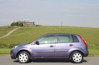 FORD FIESTA 1.2 STYLE 16V 5DR