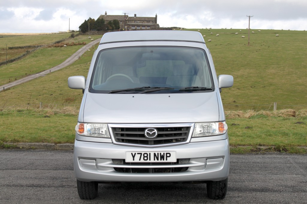 MAZDA Bongo Pop Top (electric) - 4 Berth, 4 Seat belts