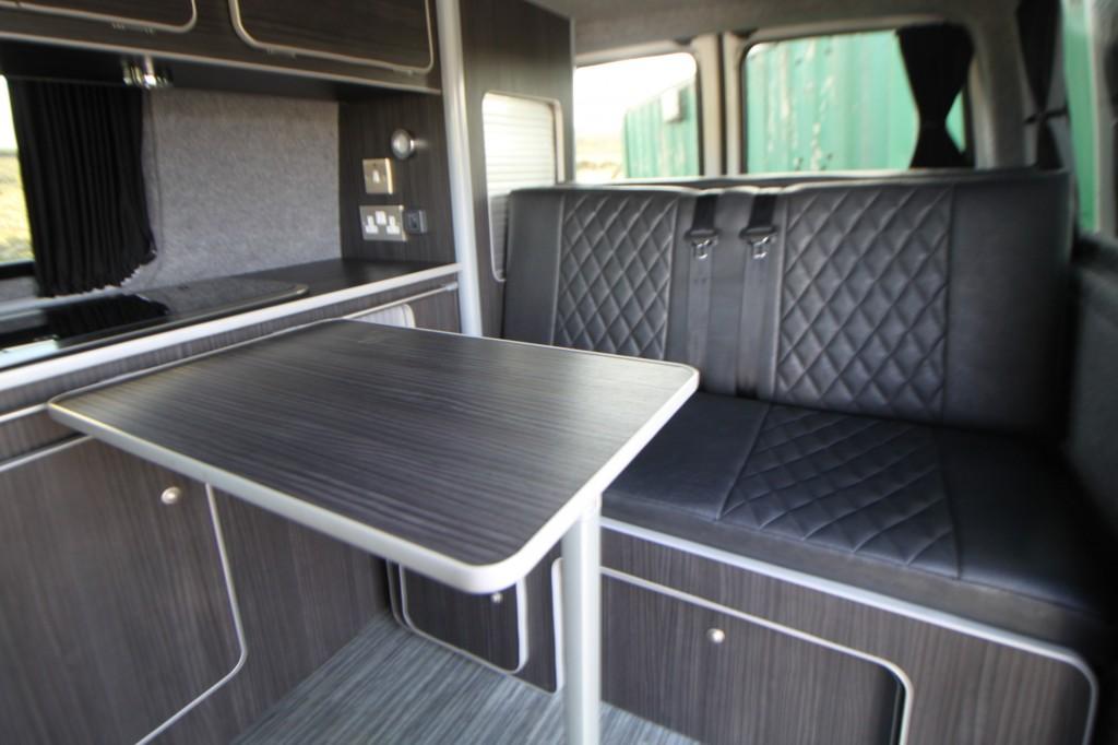 VOLKSWAGEN Transporter 4 Berth Pop Top Campervan