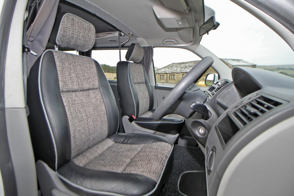 LEISUREDRIVE Crusader VW Transporter Pop Top Camper