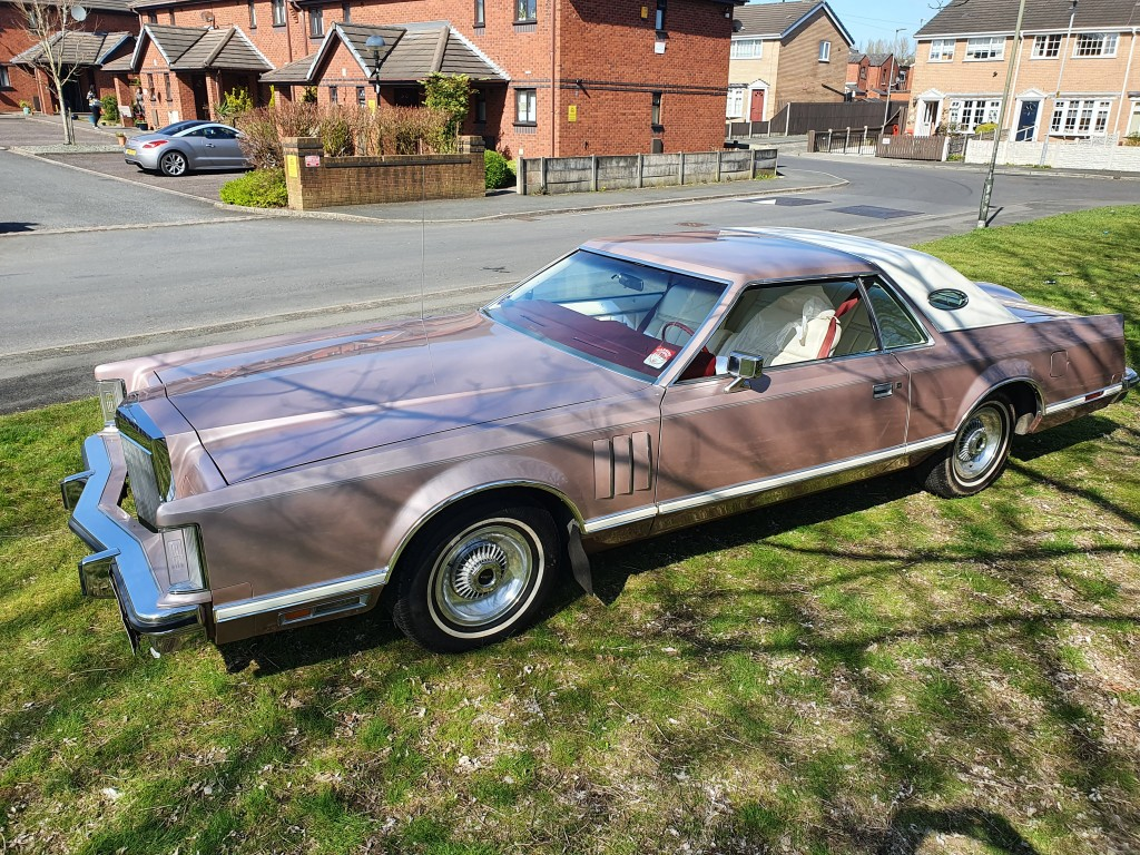 FORD Lincoln continental mk5 6.6