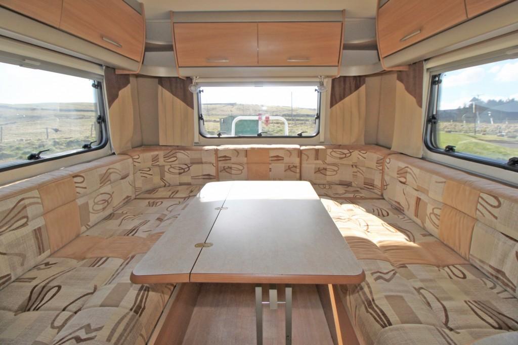 SWIFT Bolero 630pr Rear Lounge, Low Profile Coachbuilt