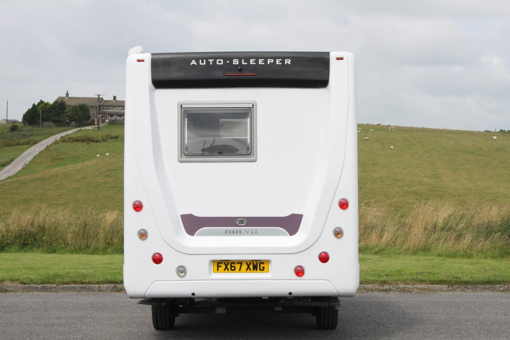AUTO-SLEEPERS NUEVO EK LP 2.0 160HP,  EURO 6, ONE OWNER, ONLY 4K, HIGH SPEC INCLUDES PREMIUM AND WINTER PACKS