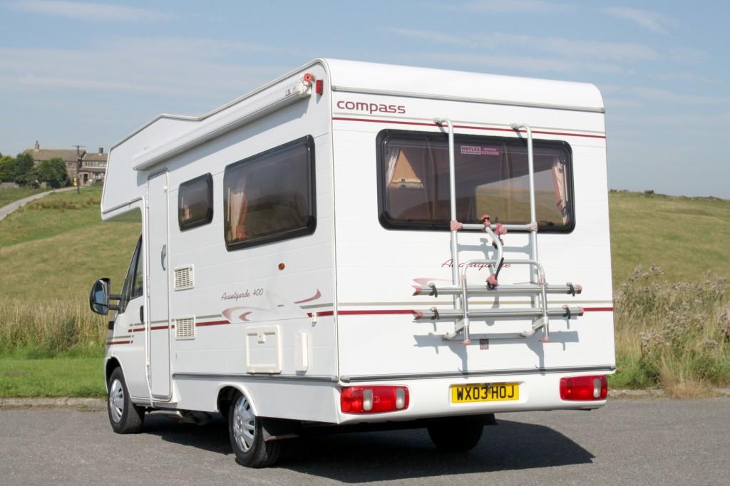 COMPASS Avantgarde 400