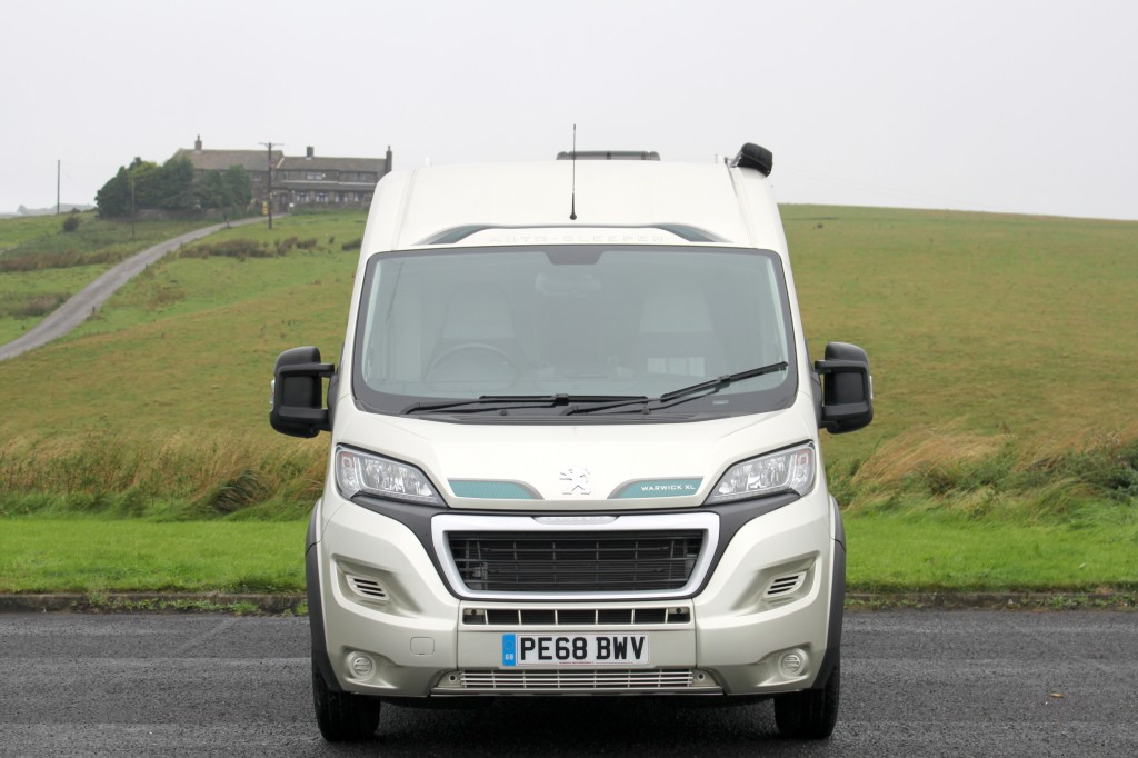 AUTO-SLEEPERS WARWICK XL 2.0 160hp Euro 6, only 850 miles! Never slept in, WC and other appliances unused.