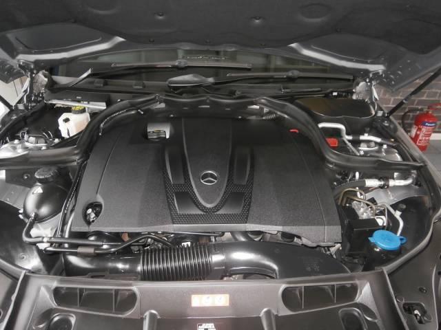 MERCEDES-BENZ C CLASS C220 CDI Sport 4dr Auto