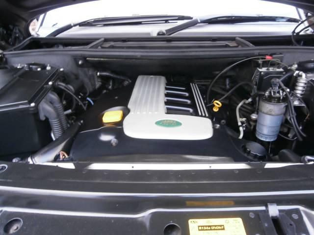 LAND ROVER RANGE ROVER 3.0 Td6 SE 4dr Auto